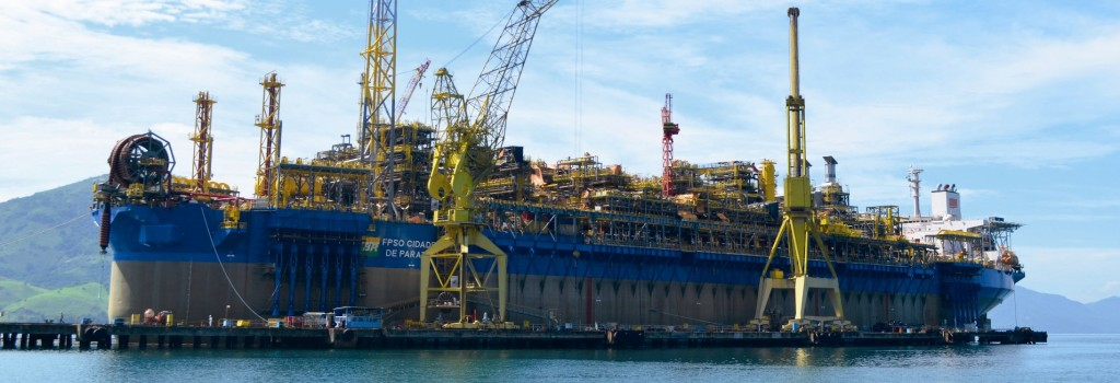 In May SBM Offshore's largest completed FPSO to date, FPSO Cidade de Paraty, is expected to begin production for Petrobras in the Santos Basin following topside integration and completeion at Keppel O&M's BrasFELS yard. The core conversion work took place at the Keppel yard in Singapore.