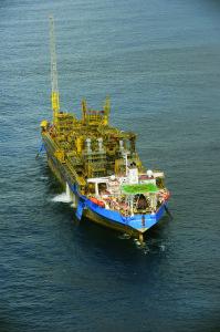 SBM Offshore FPSO Ilhabela Integrated for Petrobras | Yellow