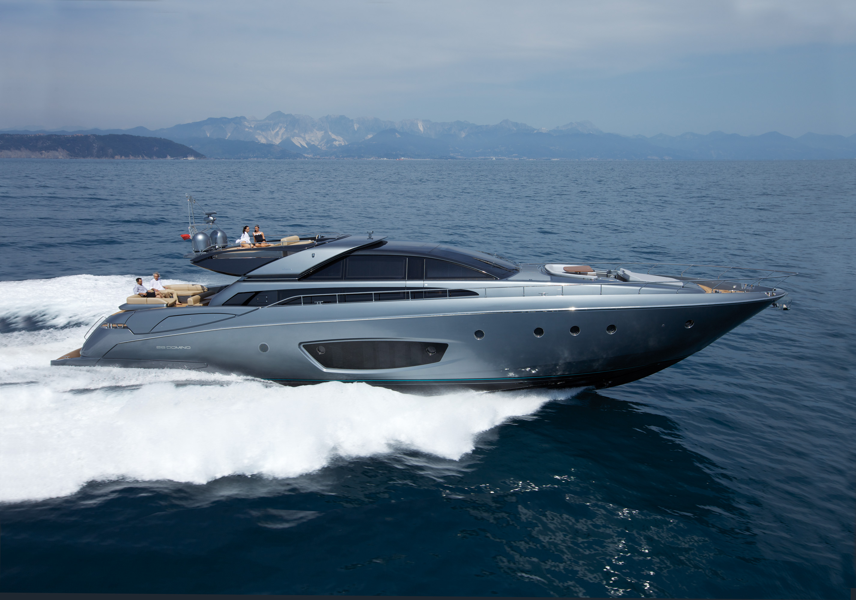 Ferretti Group Ready to Shine at Hong Kong Gold Coast Boat
