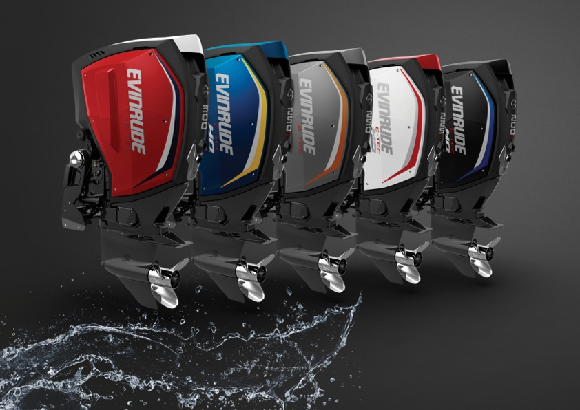 Mercury Outboard Dealers >> BRP Introduces a new era in outboard engines | Yellow & Finch Publishers