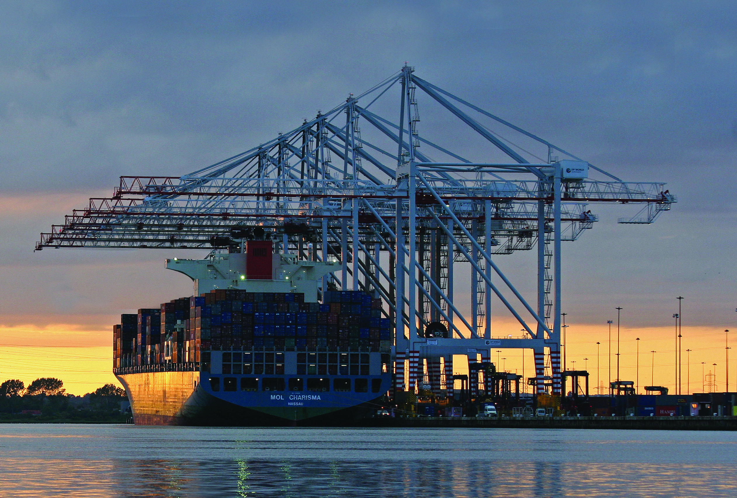 Liebherr Container Cranes Takes Chilean Order For Sts
