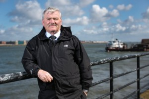 SeaKing Electrical managing director Dave Gillam