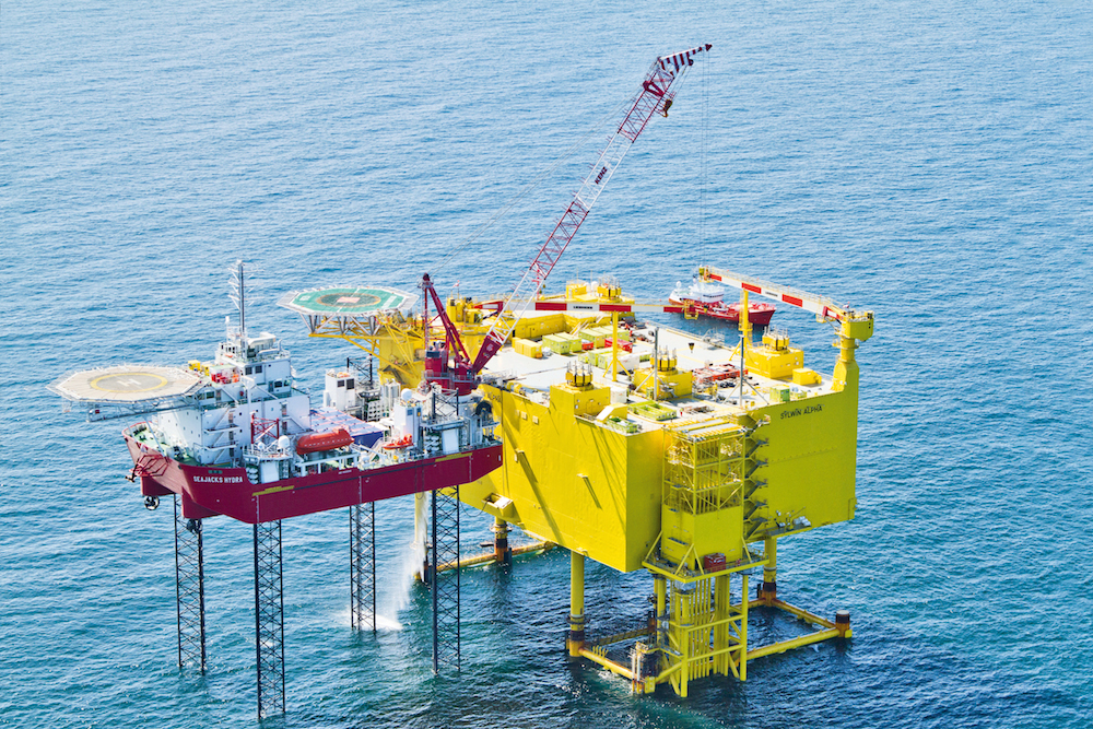 Exhibition Booth German : Seajacks expands jack up fleet yellow finch publishers
