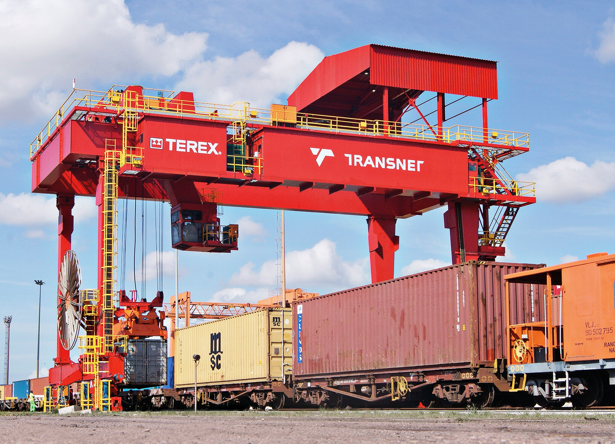 Harbor Freight Gantry Crane >> Terex Port Solutions Gains Greater Presence in Africa ...