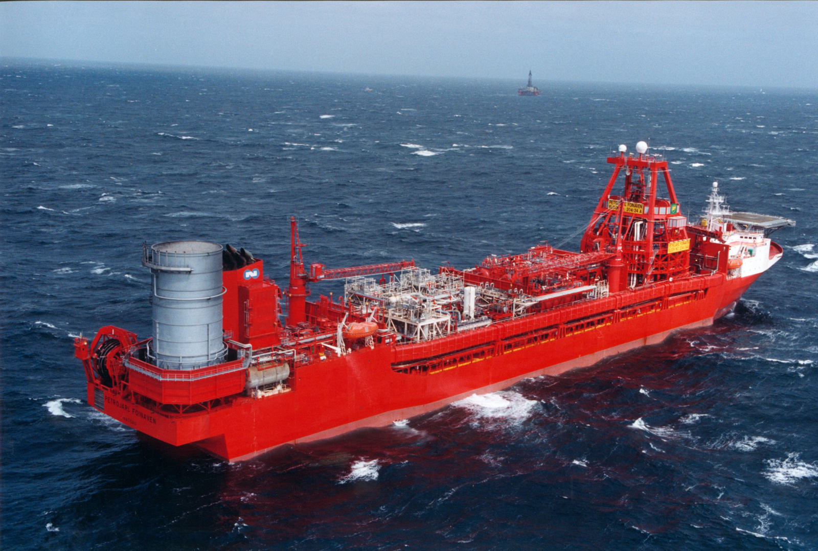 Teekay Offshore Awarded New Fpso Contract For Petrojarl I