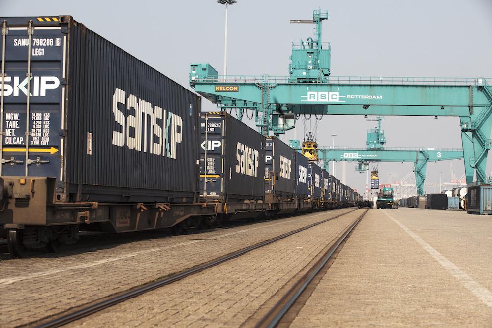 railways and logistics