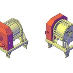 Fugro HARD TIE WINCH is CT winch M1-H1-60 without DNV class