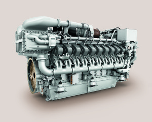 MTU 20V 4000 R63L