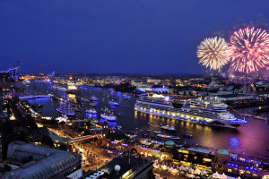 Hamburg Cruise Days und Blue Port 2014