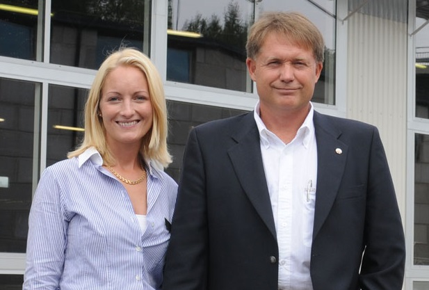 New Distributor For Princess Yachts In Western Sweden Yellow