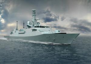 BAE Systems_Type 26 British Global Combat Ship