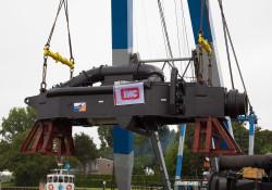 Royal IHC upgrades underwater pump-unit TSHD for Van Oord_1