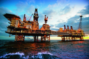 The Deepwater Gunashli platform, offshore Azerbaijan – Photo courtesy of BP