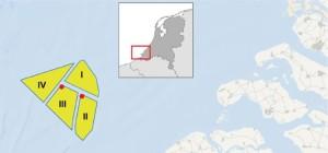 Borssele Offshore Windfarm 1 (sites I and II) and 2 (sites III and IV)