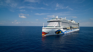 AIDAprima by courtesy of AIDA Cruises