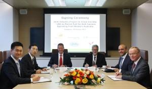 Green Corridor LNG JIP Signing