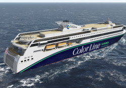 Color Line hybrid vessel for construction at Ulstein Verft (4)[1]