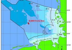EnBW Hohe See - Courtesy of German Maritime and Hydrographic Agency (BSH)