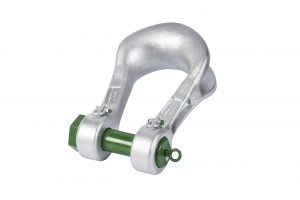 Green Pin Power Sling Shackle