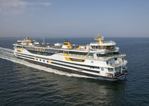 TESO Ferry Texelstroom