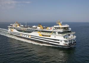 TESO Ferry Texelstroom