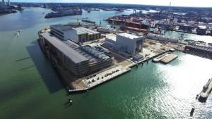 Kwint Offshore - Waalhaven Rotterdam