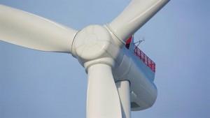 Siemens Gamesa 8MW Turbine