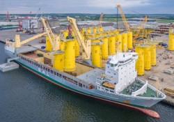 SAL Heavy Lift is one of the world's leading carriers specialised in the sea transport of heavy lift and project cargo.