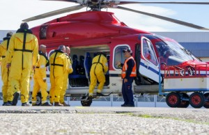 Den Helder Airport remains the full-service home base for helicopter flights to the North Sea