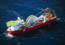 Seven Navica is expected to be retired from reel-lay operations