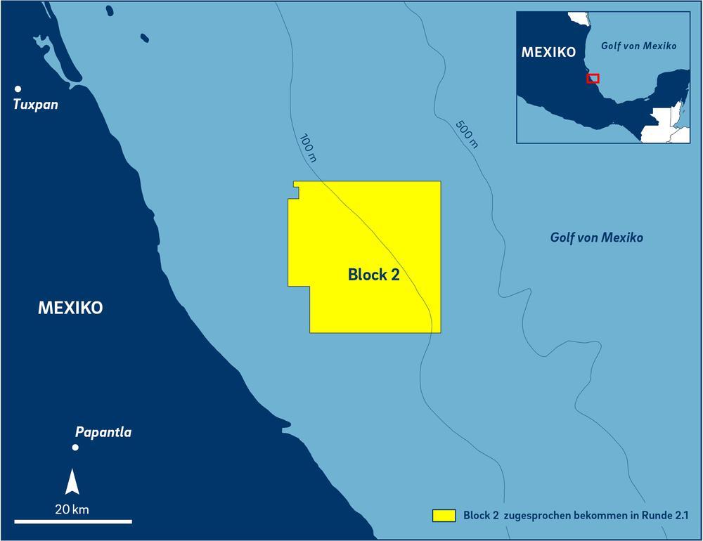 dea deutsche erdoel signs exploration licence agreement