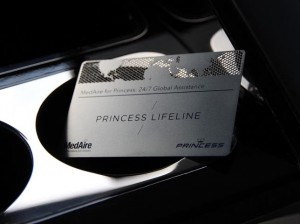 Emergency support with Princess Lifeline
