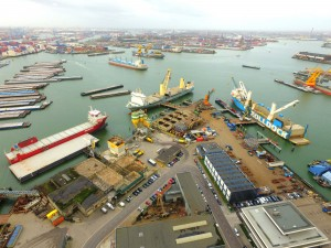 Royal IHC Acquires 50% Stake in Rotterdam Offshore Group