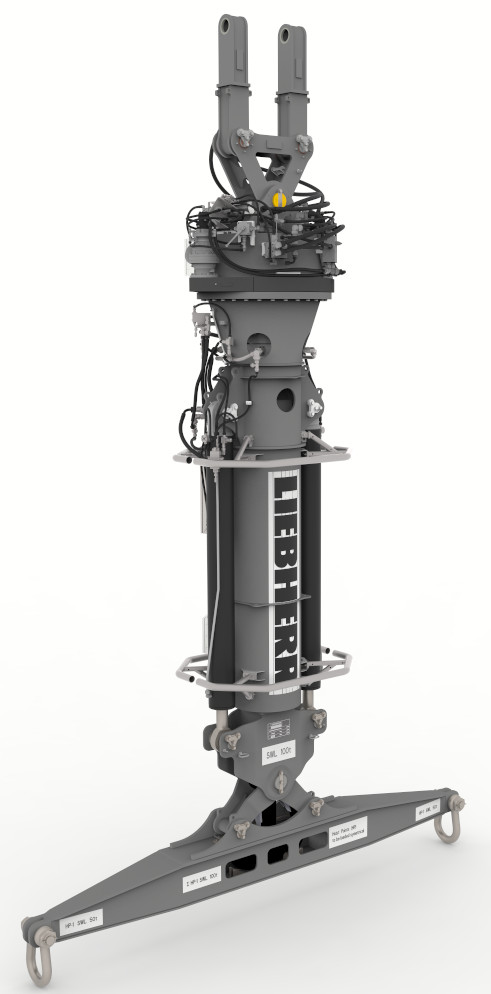 Manipulator Tool for Offshore Cranes | Yellow & Finch Publishers