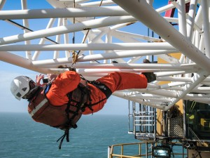 HVDC Platform Inspections