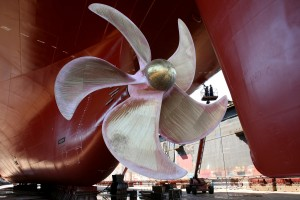 The JDP has been prompted by the increase in stern tube bearing failures over the last few years.