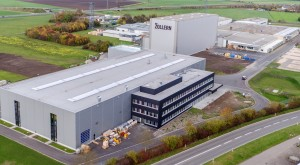 Zollern's new International Service Centre for Gearboxes and Winches.