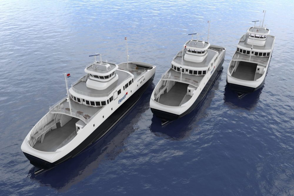 Corvus Energy to Provide Energy Storage to Charge Fjord1 Ferries ...