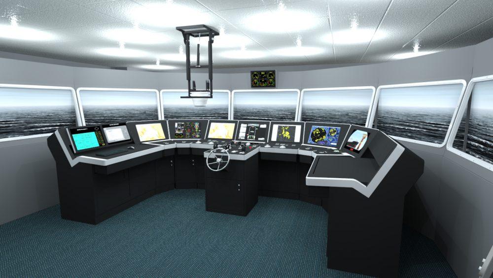 Kongsberg Digital to Supply Integrated K-Sim Simulators | Yellow