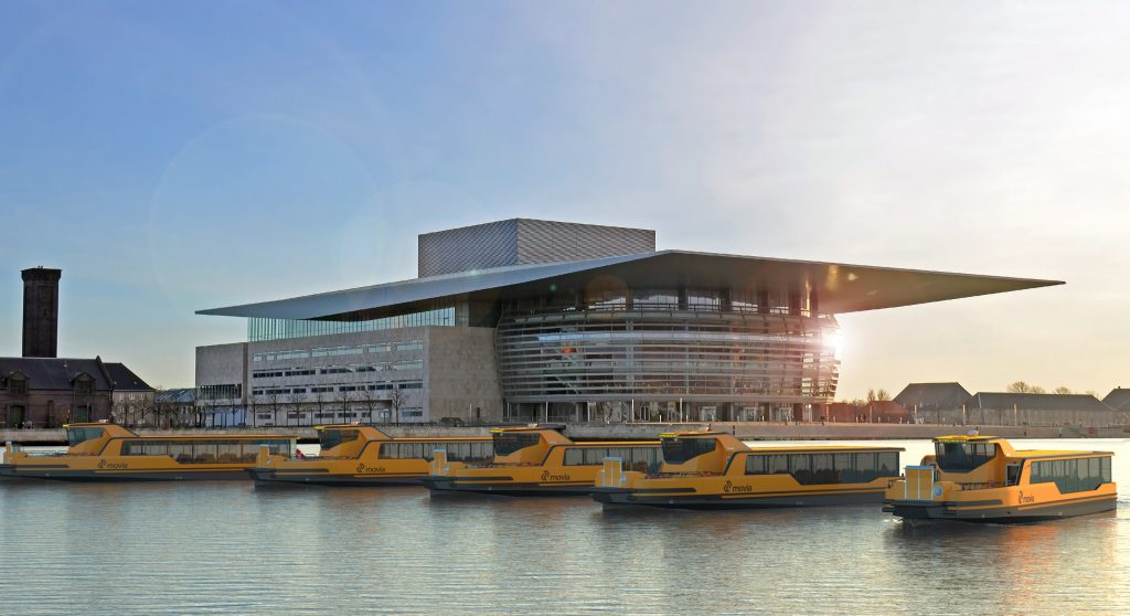 Damen embarks on Danish full electric public transport project for Arriva