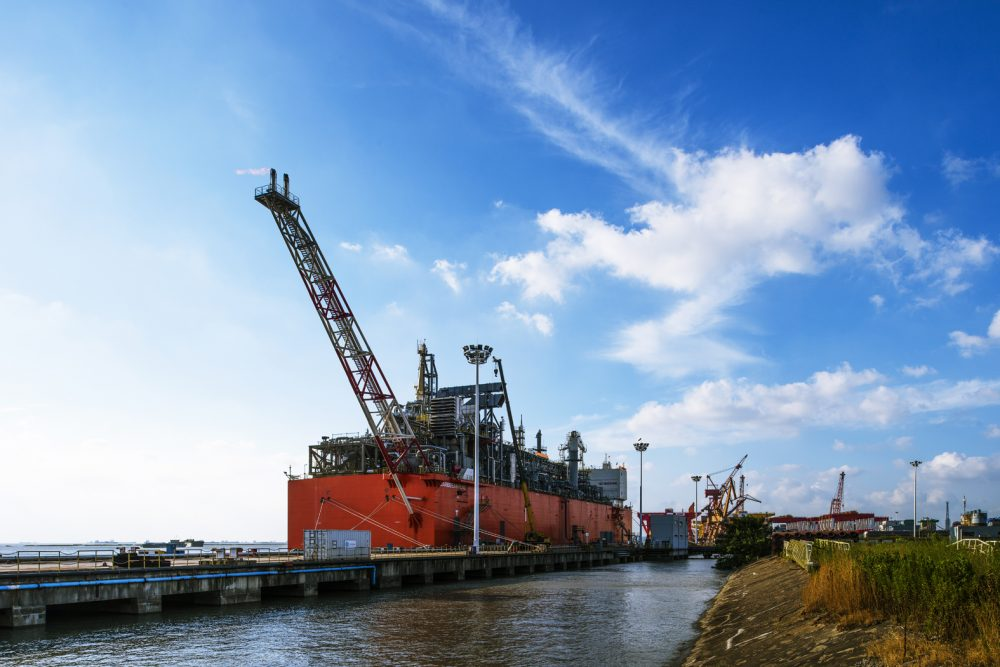 Wison Awarded Contract For Flng Project Western Lng Yellow Finch