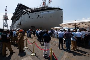 FINCANTIERI BEGINS WORK IN GENOA ON THE SECOND SHIP FOR VIRGIN VOYAGES
