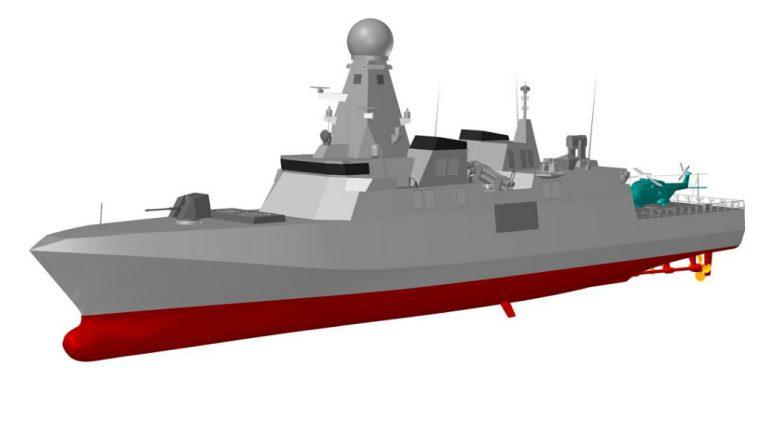 The Doha-class corvette will be based on Fincantieri's multi-role corvette design.