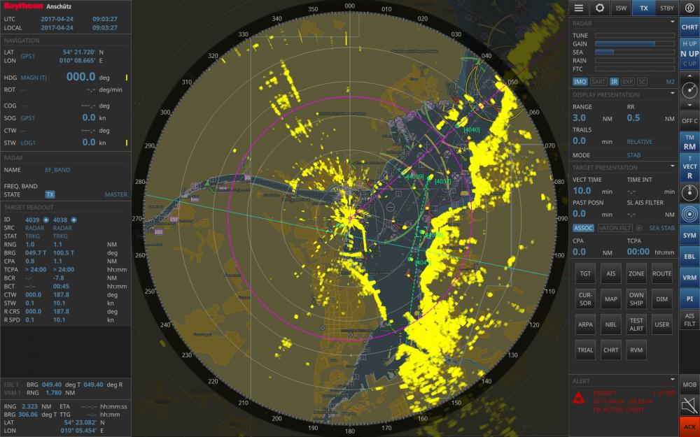 Radar NX