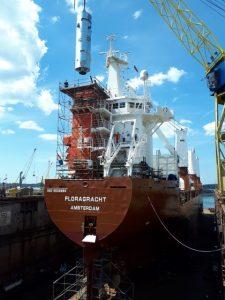 Spliethoff Group prepares for 2020 sulphur cap