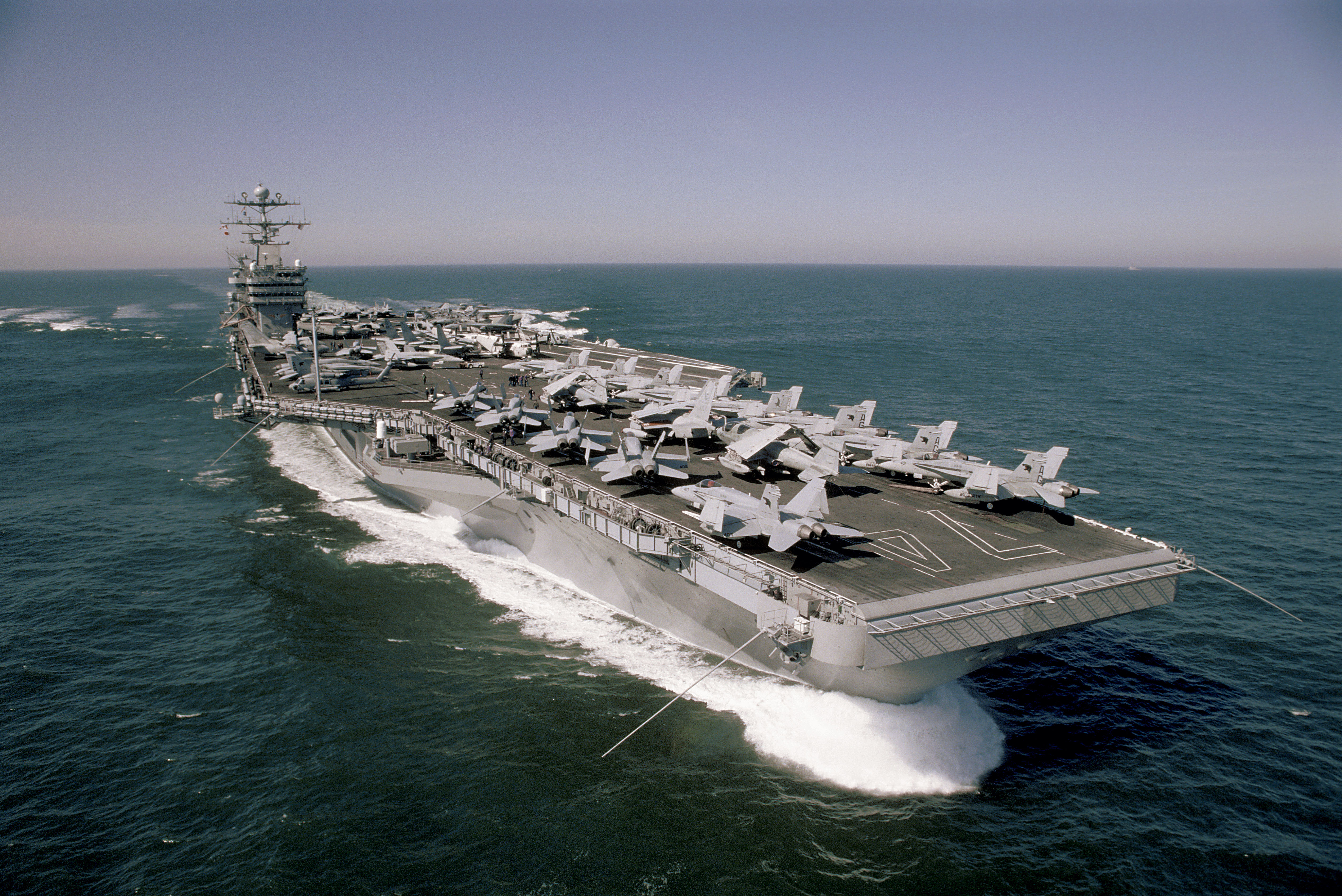 Huntington Ingalls Industries Awarded Advance Planning Contract for USS John C. Stennis (CVN 74) RCOH