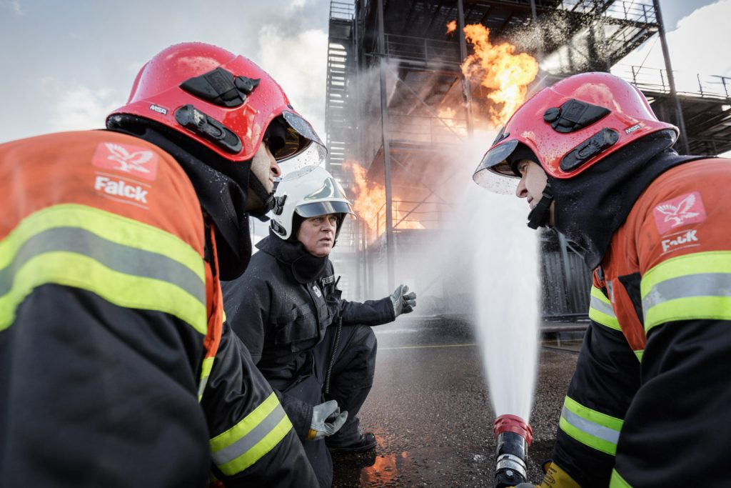 Polaris acquires Falck Safety Services and Falck Fire Academy from Falck