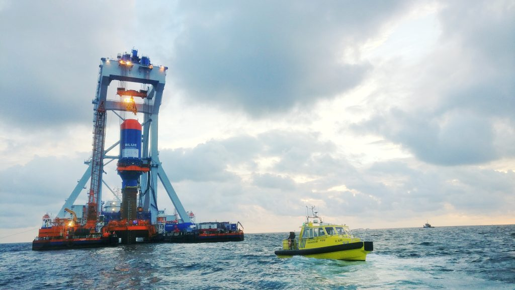 offshore test