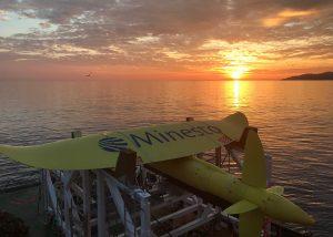 marine energy kite