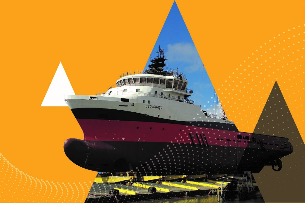 Streamline your shipbuilding processes and stay ahead of competition with AVEVA